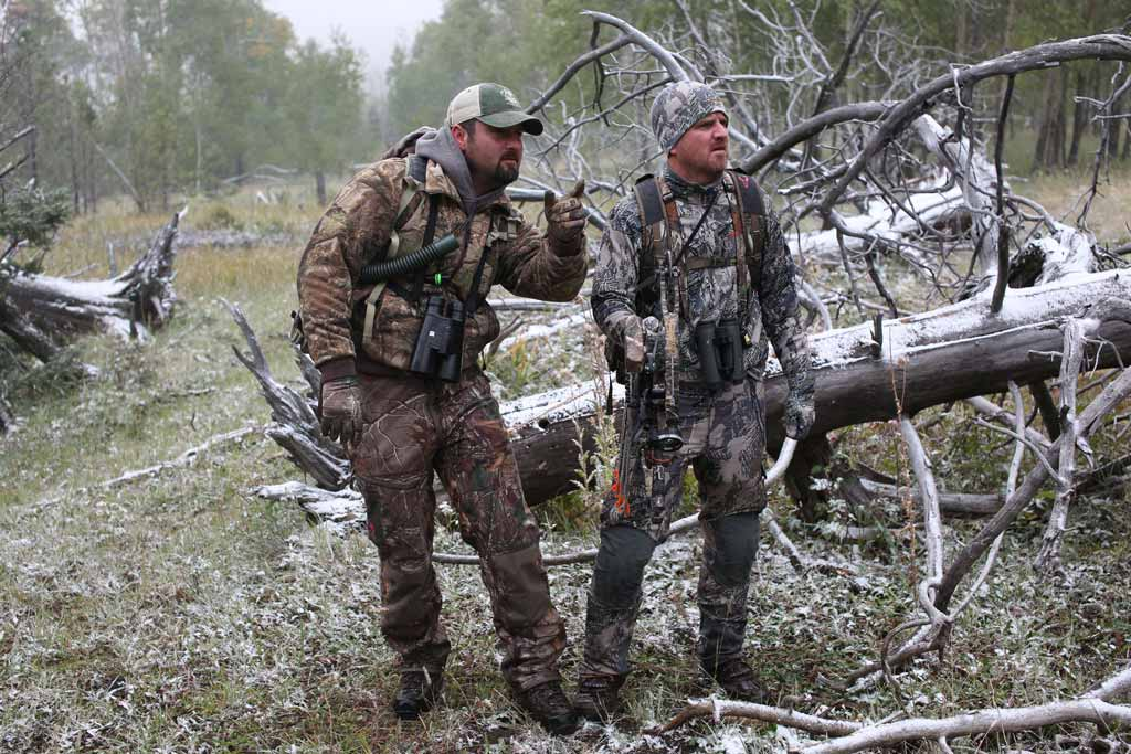 Choosing Your Hunting Location